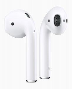 AirPods von Apple