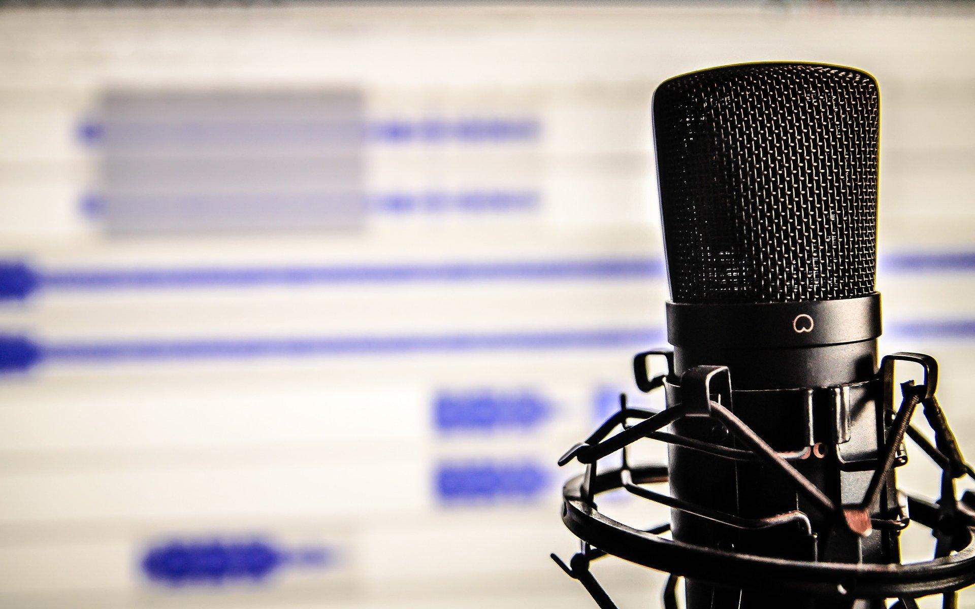 Es gibt ein neues Buch über das Podcasten